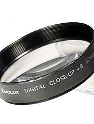 Emolux Close Up 52mm (+8) filtre