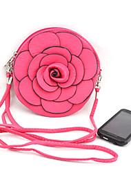 Moda bonito Floral Crossbody Bag