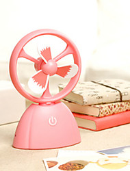 Cute Pink Table Fan