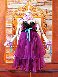 Macross Frontier ~ What about My Star ~ Sheryl Nome Cosplay Costume