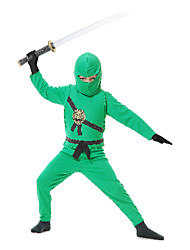 Kid's Imprinted Ninja  Costume