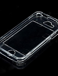 Case Cristal para iPhone 4