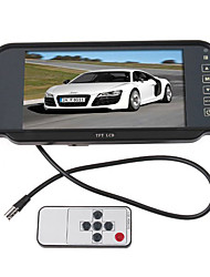 Car Rearview Mirror with 7 Inch Digital TFT-LCD Display Function