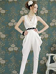 Women's Pants , Polyester/Spandex XNR