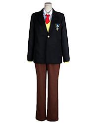 Grátis! Uniforme Nagisa Hazuki Ganen da High School do menino do primeiro ano