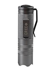 Uniquefire A40B CREE Q5 LED lanterna (1 * CR123A / 1 * 16340)