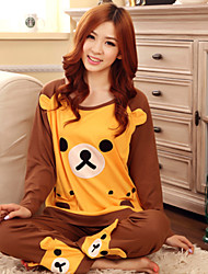 Coffee Bear Lounge Wear