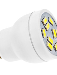GU10 LED Spotlight MR11 9 SMD 5630 270 lm Natural White AC 220-240 V
