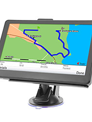 7-Zoll-Touch Screen GPS Navigation-Support Mini USB, Spiele, Text Reader