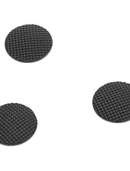 3 X Black Analog Joy Stick Joystick Cap Cover Button For Sony Psp 1000 1001