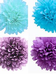 Hochzeitsdekor 20-Zoll-Papierblume - Satz von 4 (weitere Farben)