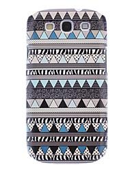 Grüner Wald Pattern Hard Case für Samsung Galaxy S3 I9300