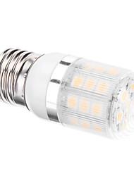4W E26/E27 Lâmpadas Espiga T 24 SMD 5050 300 lm Branco Quente AC 110-130 / AC 220-240 V