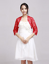 Wedding / Party/Evening / Casual Lace Coats/Jackets Wedding  Wraps