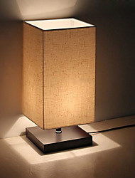 Minimalista Madeira Table Lamp abajur Desk Lamp Sólidos Modern