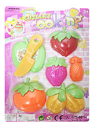 Играть дома фрукты Посуда набор для детей