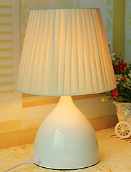 Conception simple Fer Vase Lampe de table