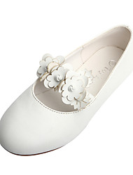 Girl's Shoes Wedding Shoes Comfort Flats Wedding Pink/White