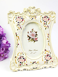 Floral Theme Resin Photo Frames