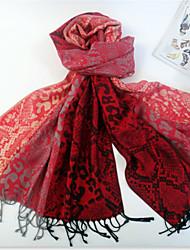 Qing Yu Fashion Classic Personality Tassel Long Scarf