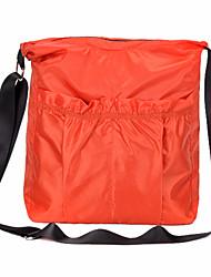 VEEVAN Red Polyester Handtasche