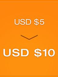 pagar US $ 5 por US $ 10 cupom - round2 (válido até 23 de dezembro para a ordem de mais de US $ 50)