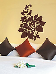 Floral Bloom Wall Stickers