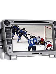 7 pouces 2DIN lecteur DVD de voiture au tableau de bord pour GPS de soutien chevrolet de voile, iPod, bt, RDS, écran tactile