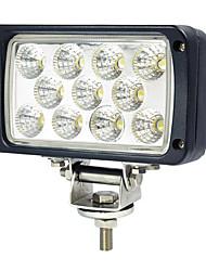 33W 11 LEDs Retângulo Trabalho Light
