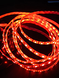 RGB Led Strip Light Waterproof 5M SMD 5050 300 LEDs/Roll + 44 keys IR Remote Controller + 12V 7A Power Adapter