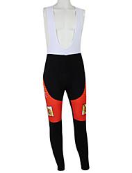 Kooplus2013 Championship Spain Jersey Elastic Fabric Cycling Bib-Pants
