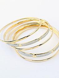Elegante Multilayer Alloy Dames armband