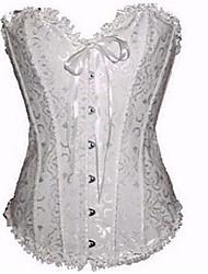 Women's Strapless Tops & Blouses , Cotton Sexy/Bodycon LuckyOne