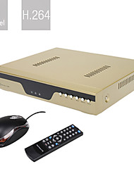 Ultra Low Price 16 Channel H.264 DVR (Remote Access, Network)