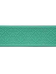 Silicone Embossing Lace Mold