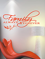 Famiglia Always & Forever Wall Stickers