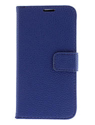 Lichee Muster PU-Leder Ganzkörper-Case für Samsung Galaxy S4 Aktive I9295 (verschiedene Farben)