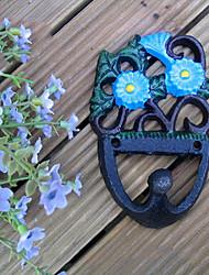 Antique Style Garden Metal Hook