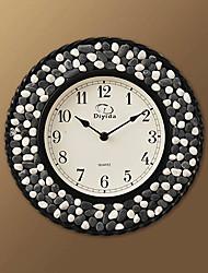 "28""H Modern Scree Style Wall Clock"
