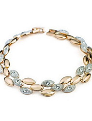 Beautiful Alloy With Rhinestone Women's Bracelets
