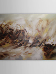 Hand Painted Oil Painting Abstract Wind With Stretched Frame 1311-AB1128