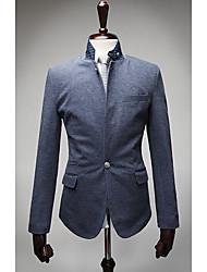 Men'S Simple Slim Suit