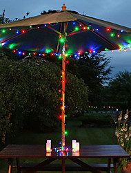 22M Solar Power 200 LED Fée cordes Lampe Xmas Party de mariage Décor de jardin
