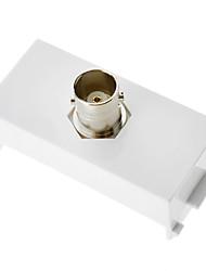 Keystone Jack Modular BNC Ivory