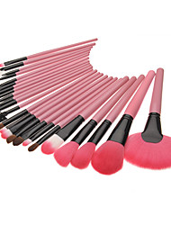 24 Makeup Brushes Set Others / Synthetic Hair / Nylon Face / Lip / Eye