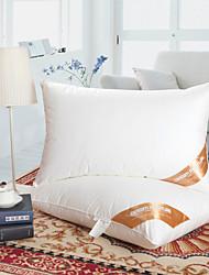 Microfibre soins de santé solide oreiller