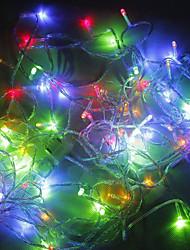 200 LED-20M Weihnachtsfeiertagsdekoration RGB-LED-String-Licht