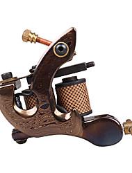 Carbon Steel Wire-cutting Coil Tattoo Machine Gun Shader