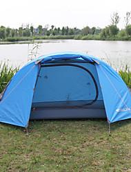 Himalaya 220*(50+100+20)*100CM 2-Person Aluminium Double Tent