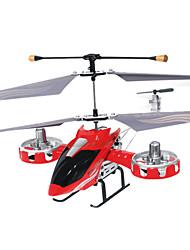 Hubschrauber QS8007 Avatar 8 Zoll 4CH Gyro 3D LED Fernbedienung rtf bereit, RC Hubschrauber fliegen